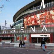 Emirates Stadium - Spurs vs Arsenal - Tottenham Hotspur hospitality at the New Stadium