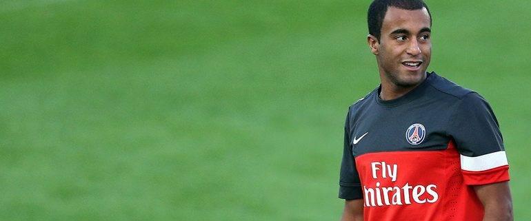 Lucas Moura - Tottenham Start