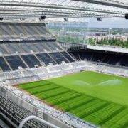 St. James' Park - Tottenham Hotspur luxury hospitality packages vs Newcastle