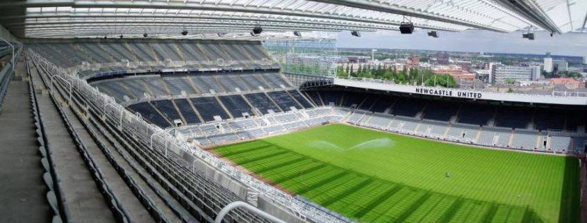 St. James' Park - Tottenham Hotspur luxury hospitality packages vs Newcastle