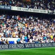 Spurs fans - corporate hospitality tickets and travel