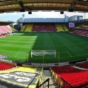 Watford v Tottenham - Tottenham Hotspur hospitality vs Watford at Spurs new Stadium