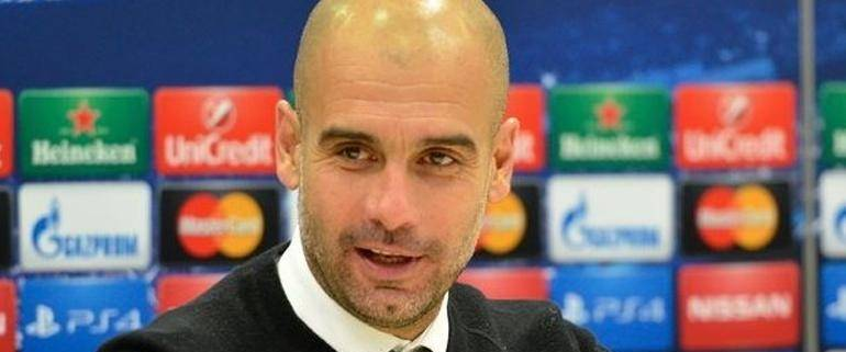 Pep Guardiola - Man City vs Spurs