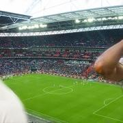 England Match Review