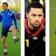 World Cup - Spurs players