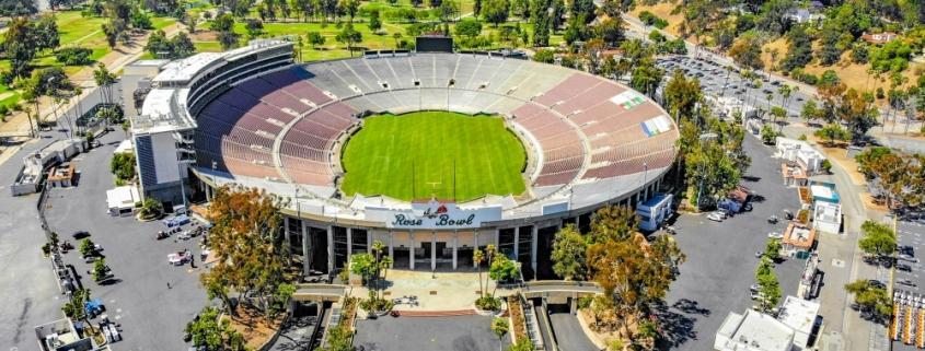 Spurs v Barcelona - Pasadena Rose Bowl