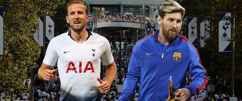 Spurs v Barcelona – Champions League Preview