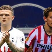 Spurs v PSV Eindhoven - Champions League - Wembley Stadium
